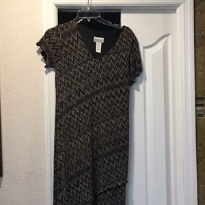 Robbie Bee dress.  Great for parties.